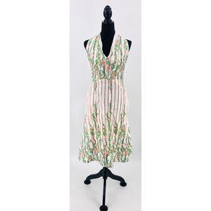 Eva by Eva Franco Size 4 Floral Dress